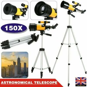 Astronomical Telescope 150X Zoom HD With Tripod Professional Night Vision Phone