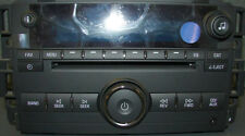 Buick Lucerne CD MP3 XM ready radio. OEM factory Delco stereo. 15871700 NEW US8