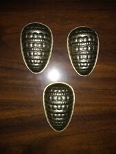 LOT OF THREE ANTIQUE HARD CANDY MOLDS