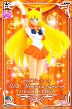 Girls Memories Figure of Sailor Venus anime Pretty Guardian Sailor Moon