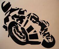 Motorrad - Yamaha Suzuki Honda Kawasaki Ducati AUFKLEBER STICKER Bike
