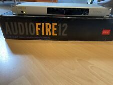 ECHO AudioFire 12, 12 IN 12 OUT 192kHz FIREWIRE AUDIO RECORDING