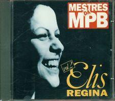 Elis Regina - Mestres Da Mpb Cd Eccellente