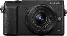 Panasonic Lumix GX80 + 12-32mm 3,5-5,6/Mega-OIS Vario-Kit G DMC-GX80KEGK NEU OVP
