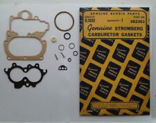Carburetor Gasket Set for a 1953-1954 DODGE Truck with a Stromberg WW Carburator