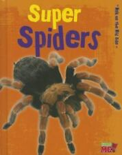 Super Spiders by Guillain, Charlotte