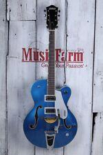 Gretsch G5420T Electromatic Hollow Body Electric Guitar w Bigsby Fairlane Blue