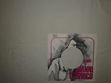 "Gianni D'Errico – Toccami - Copertina Forata Per Disco Vinile 45 Giri 7"""