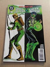 Green Lantern 92 . Geen Arrow X- over . DC 1997 -   FN / VF