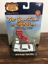 Route 66 1/64 Scale Diecast California State Magnet Fast Ship