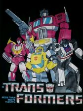 LARGE Transformers t-shirt: New With Tags punk rock