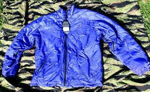 New Old Stock Moonstone Cirrus Thermolite Jacket XL Blue NOS MSRP $229 AWAY!