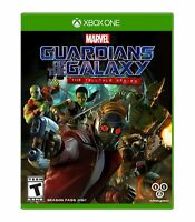 MARVEL GUARDIANS OF THE GALAXY THE TELLTALE SERIES XBOX ONE NEW! GROOT, GROOT