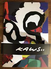 KAWS Survival Machine Notebook w/ KAWS Obi Sketchbook Journal YSP Garfield UK