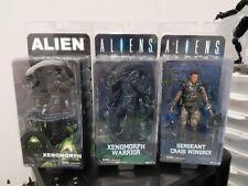 Neca Alien Series 2 Figures