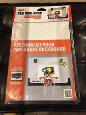 "Sklz Pro Mini Basketball Hoop Xl 8.5""x11"" Sticker Sheets #8465"