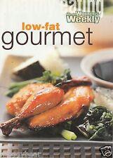 Low-Fat Gourmet  The Australian Women's Weekly  Healthy Eating  Mini Cookbook