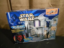 Factory Sealed Vintage 1999 Star Wars Micro Machines Darth Maul Theed Generator