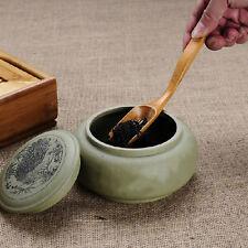 1 pc Bamboo Tea Spoon Scoop Shovel Ceremony Kung Fu Matcha Oriental