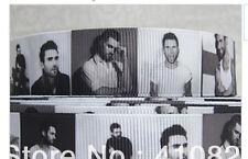 Maroon 5 Adam Levine ribbon for cake decorating or scrapbooking