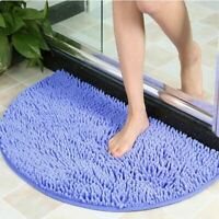 1 Pc Soft Carpet Slip-resistant Bathing Room Rug Floor Door Mat Dirt Barrier Sem