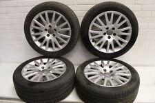 """Audi A4 B7 A6 C6 17"""" Multi Spoke Alloy Wheels Set of 4 #1 4F0601025AK"""
