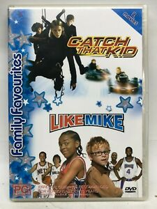 Catch That Kid | Like Mike - 2 DVD Set - AusPost with Tracking