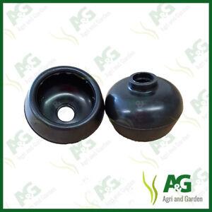 Gear Stick Rubber Boots X2 suits Massey Ferguson 35, 135, 165, 240
