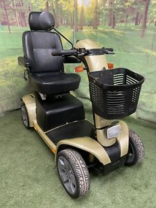 CHEAP ! Stunning Large Pride Colt Pursuit 8mph All Terrain Mobility Scooter