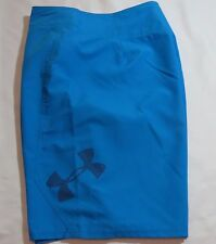 Men's UNDER ARMOUR Size 32 UA Storm Mania Blue Boardshorts Surf Swim 1271608 428