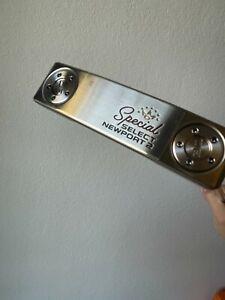 Scotty Cameron Select Newport 2 2020 Brand new 35 golf putter