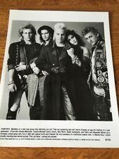 "Press Photo ""VAMPIRES"" Kiefer Sutherland and Cast 1987 Warner Bros. 8""X10"" Movie"