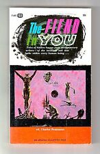THE FIEND IN YOU (Charles Beaumont, editor/1st US/PBO/artist Richard Powers)