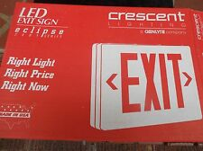Industrial Commercial Warehouse Apartment Hotel Motel Emergency Exit Light New