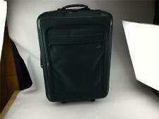 """Atlantic 26"""" Forest Green Soft Sided Luggage 2 Wheel Upright Suitcase"""