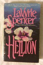 Vintage 1989 The Hellion LaVyrle Spencer Paperback Book Romance Love Bestseller