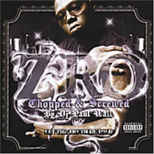 z-ro [screwed & chopped] - let the truth be told (CD NEU!) 075596852623