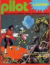 fumetto PILOT ANNO 1982 NUMERO 6 NUOVA FRONTIERA