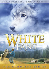 White Fang: The Complete Series DVD