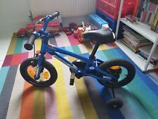 Specialized Hotrock 12 inch blue bike balance scooter for aged 2-4