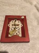 Lenox 2011 Christmas Ornaments Year to Remember Gift Annual in Boxes