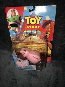 Toy Story Hamm Action Figure Think Way/Lansay Toy Disney Pixar 1995 French