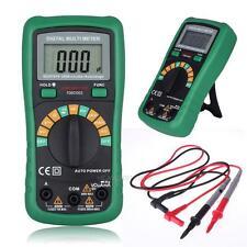 Digital Multimeter Profi LCD Auto-Range AC DC Widerstand Frequenz Messgerät Neu