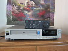 Sony SVO-1410 VCR VHS Video Cassette Recorder