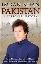 Imran Khan - Pakistan: A Personal History (Paperback) 9780857500649