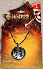NEW Disney Pirates of the Caribbean Johnny Depp Photo Pendant Locket Necklace
