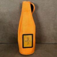 Veuve Clicquot Champagne Brut Orange Insulated ice sleeve Cooler Wine Case bag
