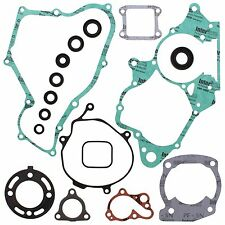 Honda CR80R/RB, 1992-2002, Complete/Full Gasket Set with Seals - CR 80R, 80