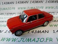 PL38U VOITURE 1/43 IXO IST déagostini POLOGNE : BMW 1602 (1962/1976)