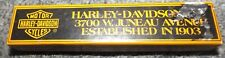 More details for harley davidson pen - with box - no refill -        code 1023308